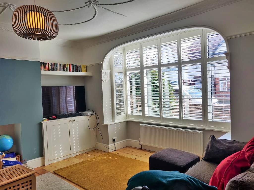 Bay Window Shutters & Blinds Hedge End