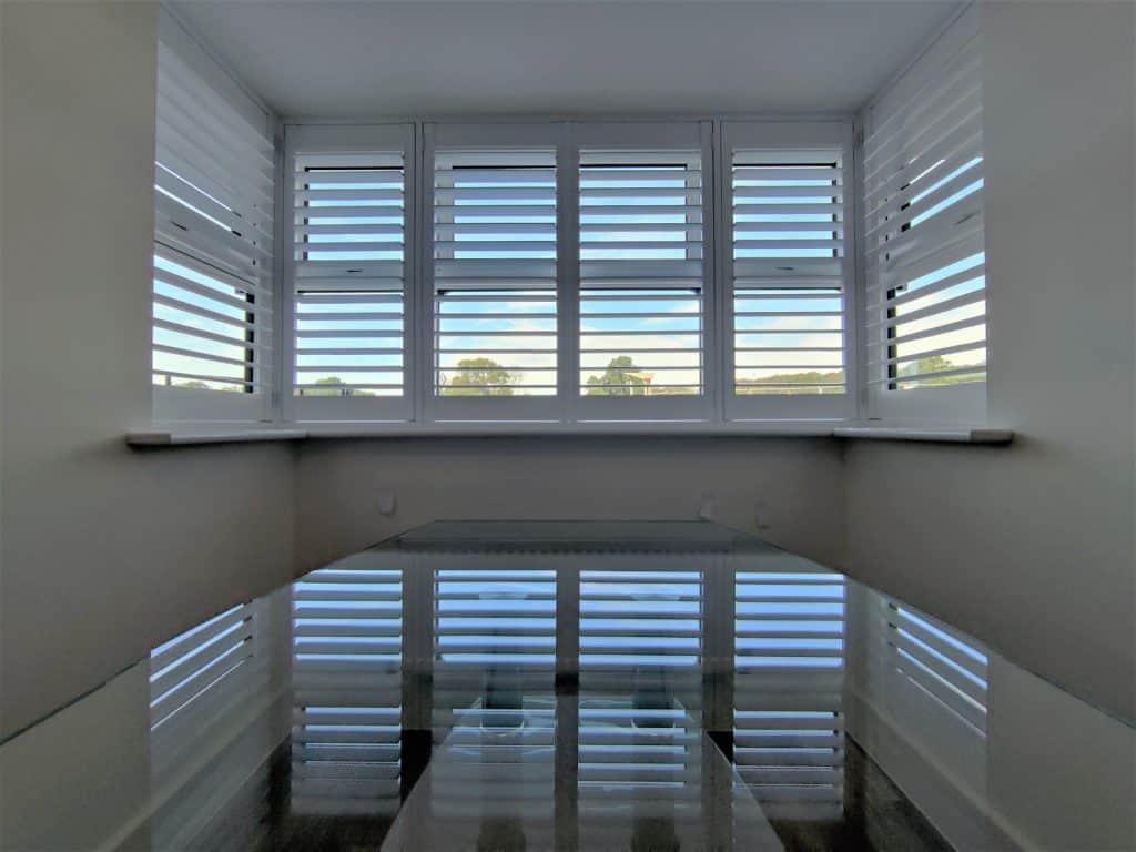 Bay Window Shutters Waterlooville
